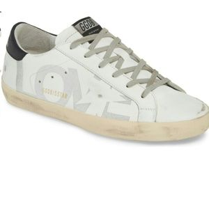 New GOLDEN GOOSE Superstar Sneaker size 35